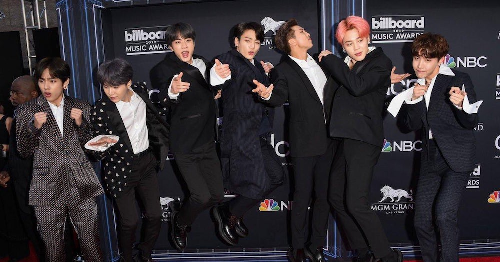BTS' Third Time Is Definitely A Charm! Pop Princes Win Top Social Artist at the BBMA's!