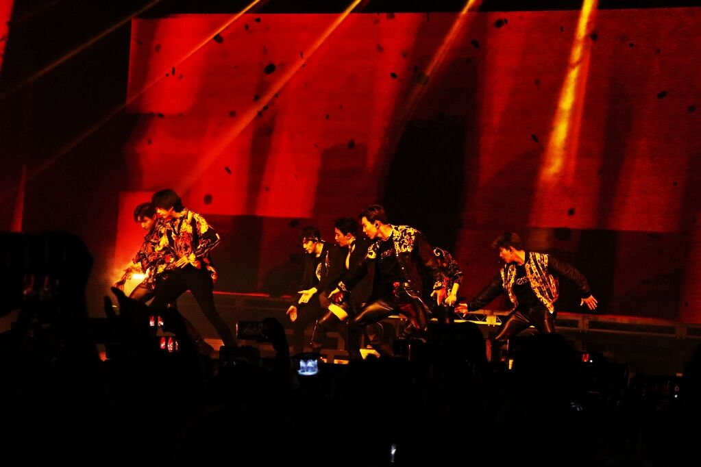 7 Things We LOVED About MONSTA X And Their Australian Shows
