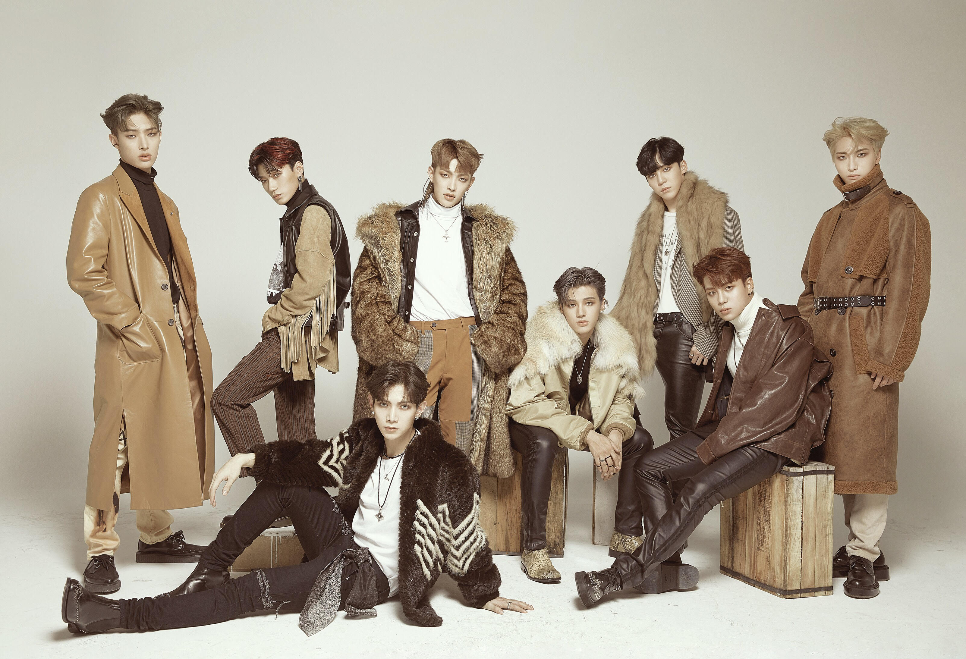 Live Review: ATEEZ 'The Expedition Tour' – Big Top Luna Park, Sydney (11.8.19)
