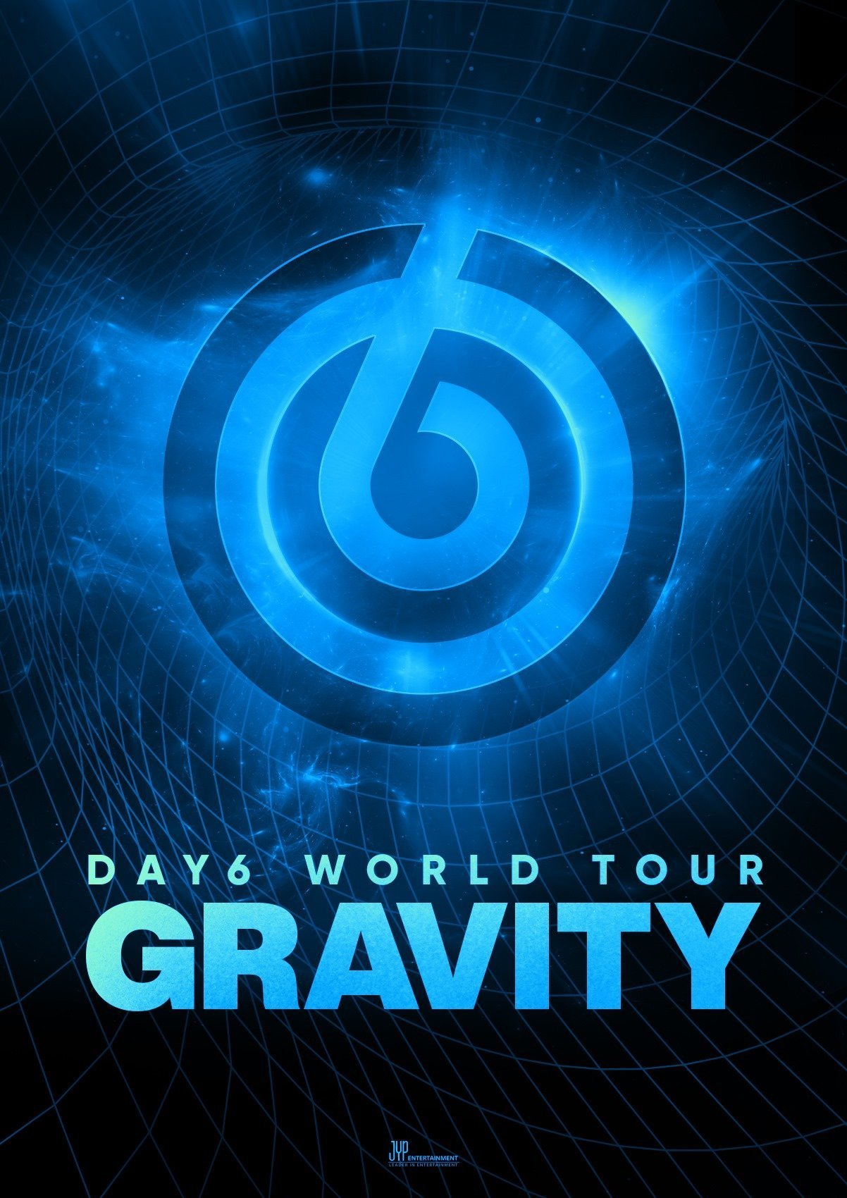 DAY6 Reveals Cities & Dates for Their 'GRAVITY' World Tour
