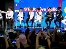 SF9 at the KCON Stage for STAR Live Talk at KCON NY #SF9 #에스에프나인 #KCON19NY http://www.helloasia.com.au/