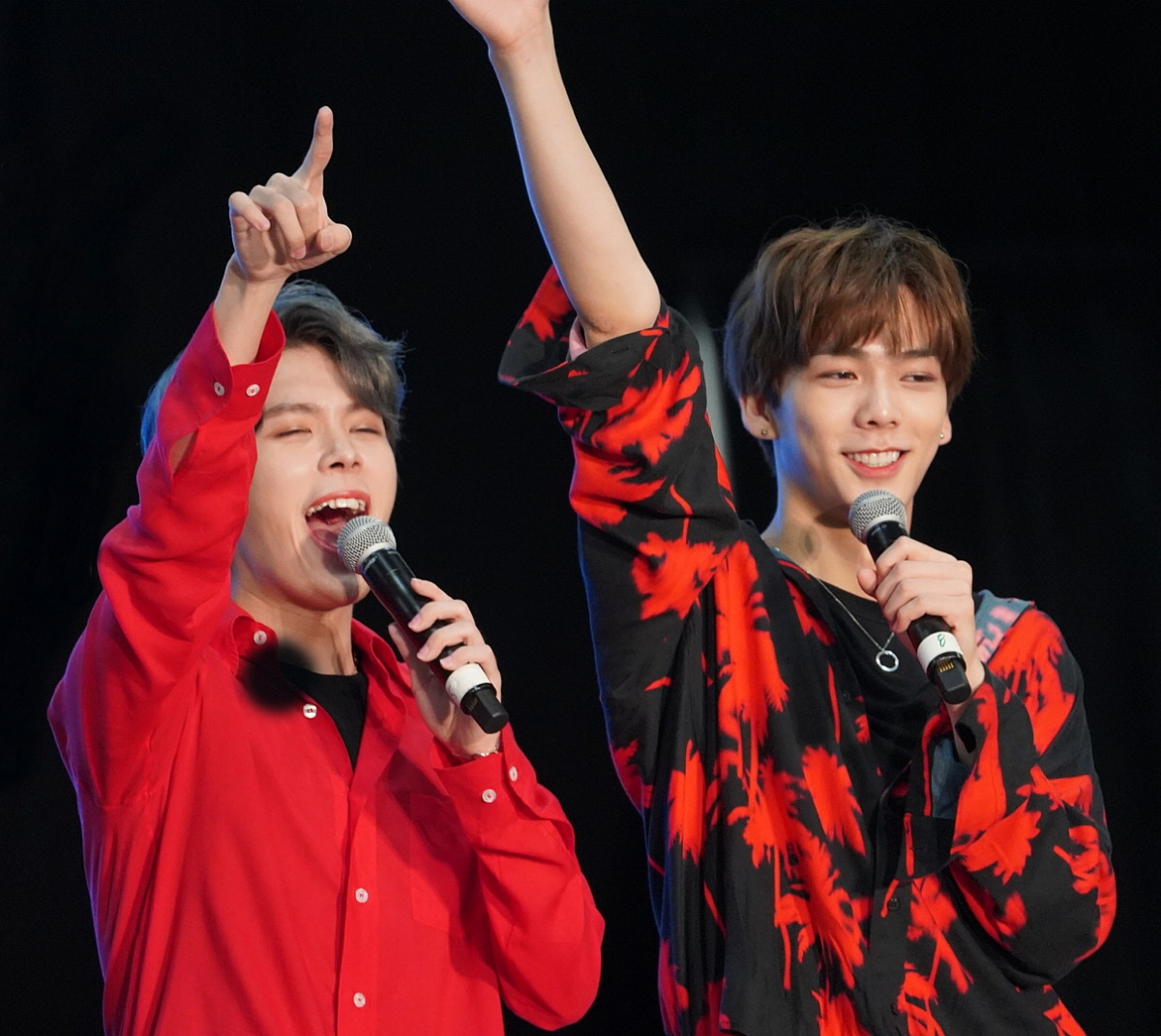 Photo Gallery: VeriVery So Very Excited to See Fans at KCON LA 2019 Star Live Talk