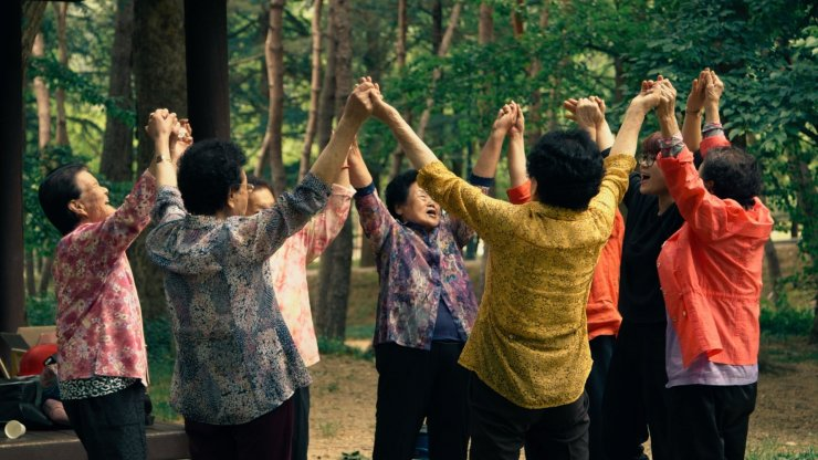 Korean Film Festival 2019 Review: Granny Poetry Club (칠곡가시나들) (South Korea, 2019)