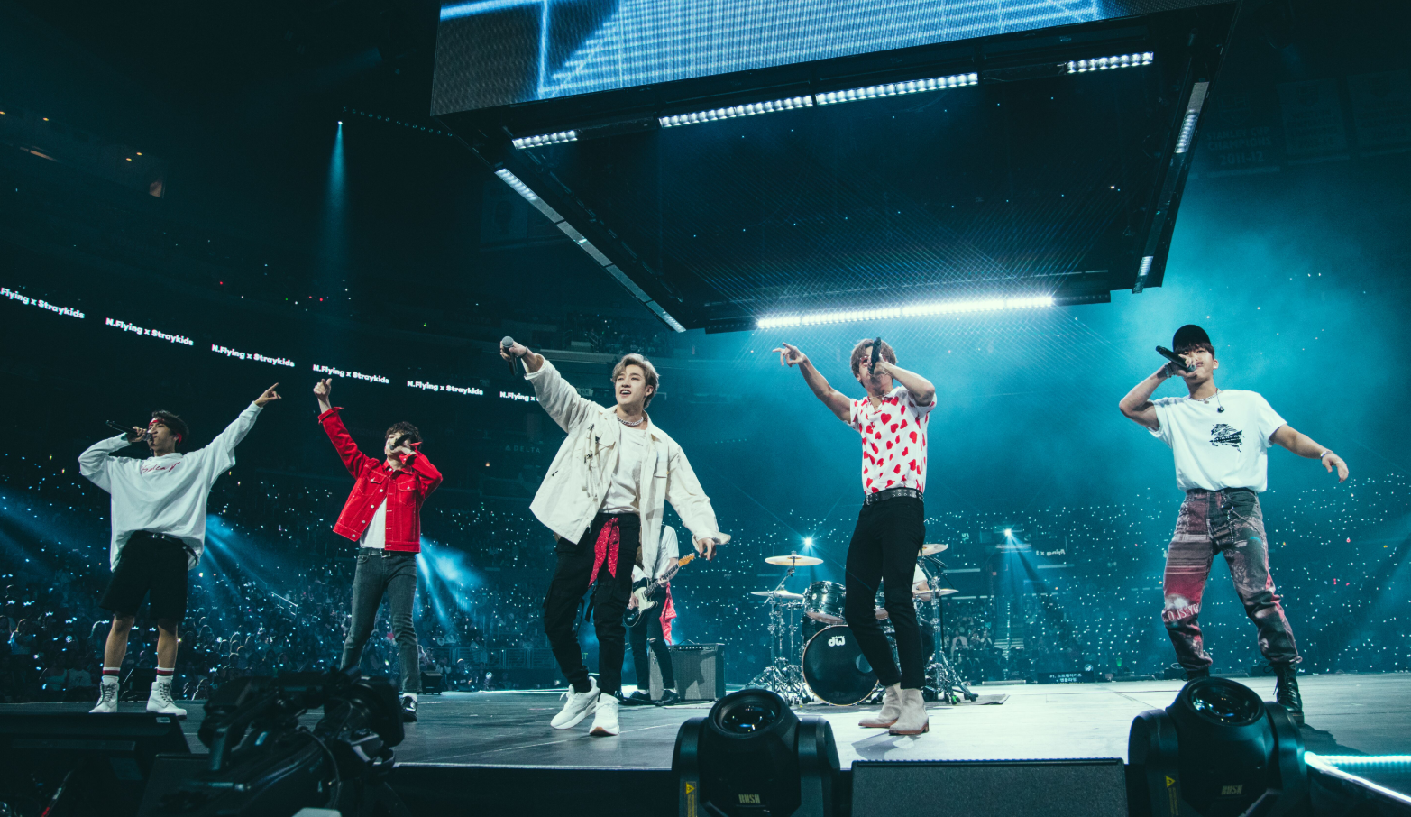 Live Recap: KCON LA 2019 – Staples Center, LA (18.08.2019)