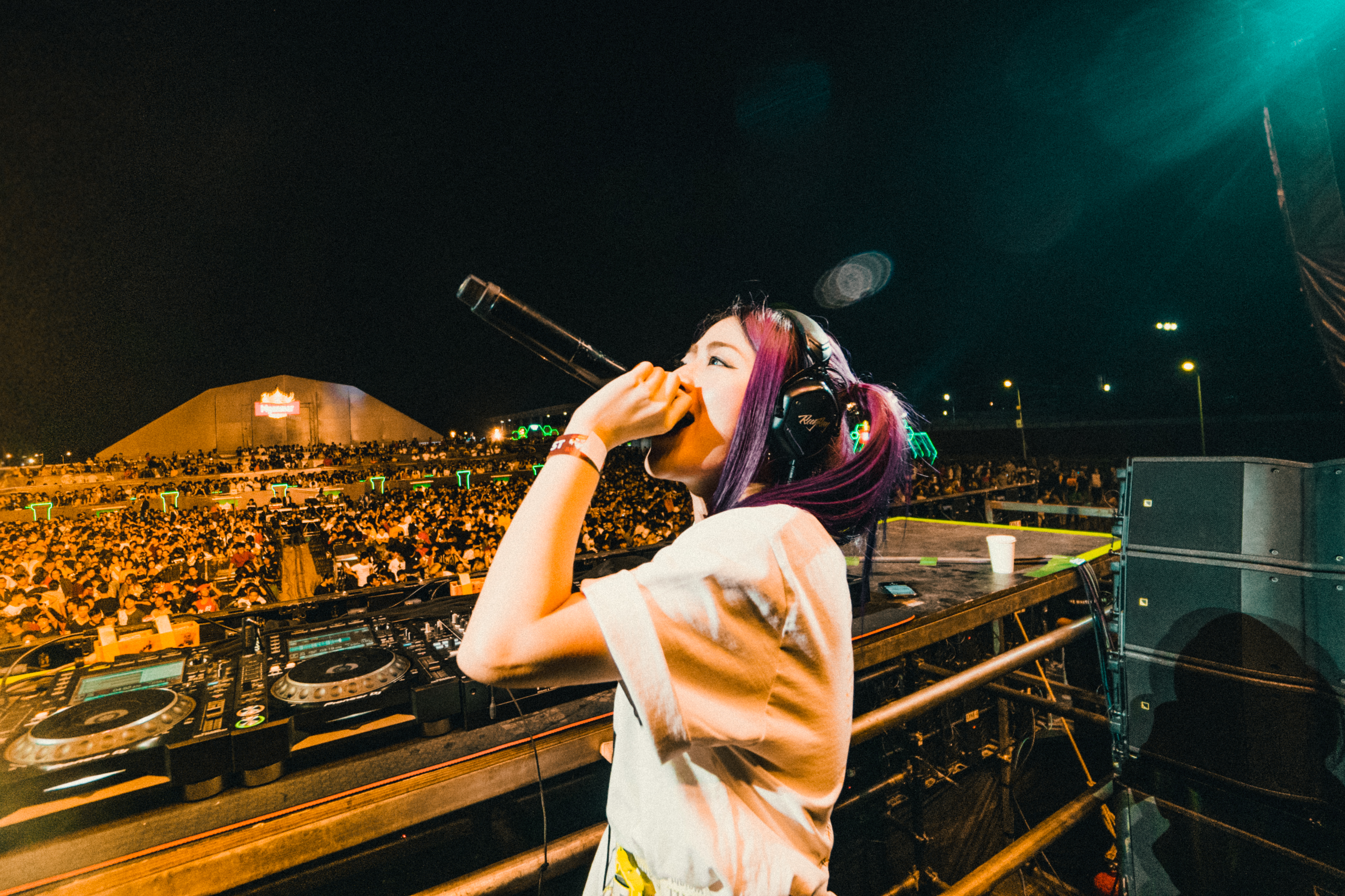 Interview: EDM Sensation RayRay Takes The World By Storm