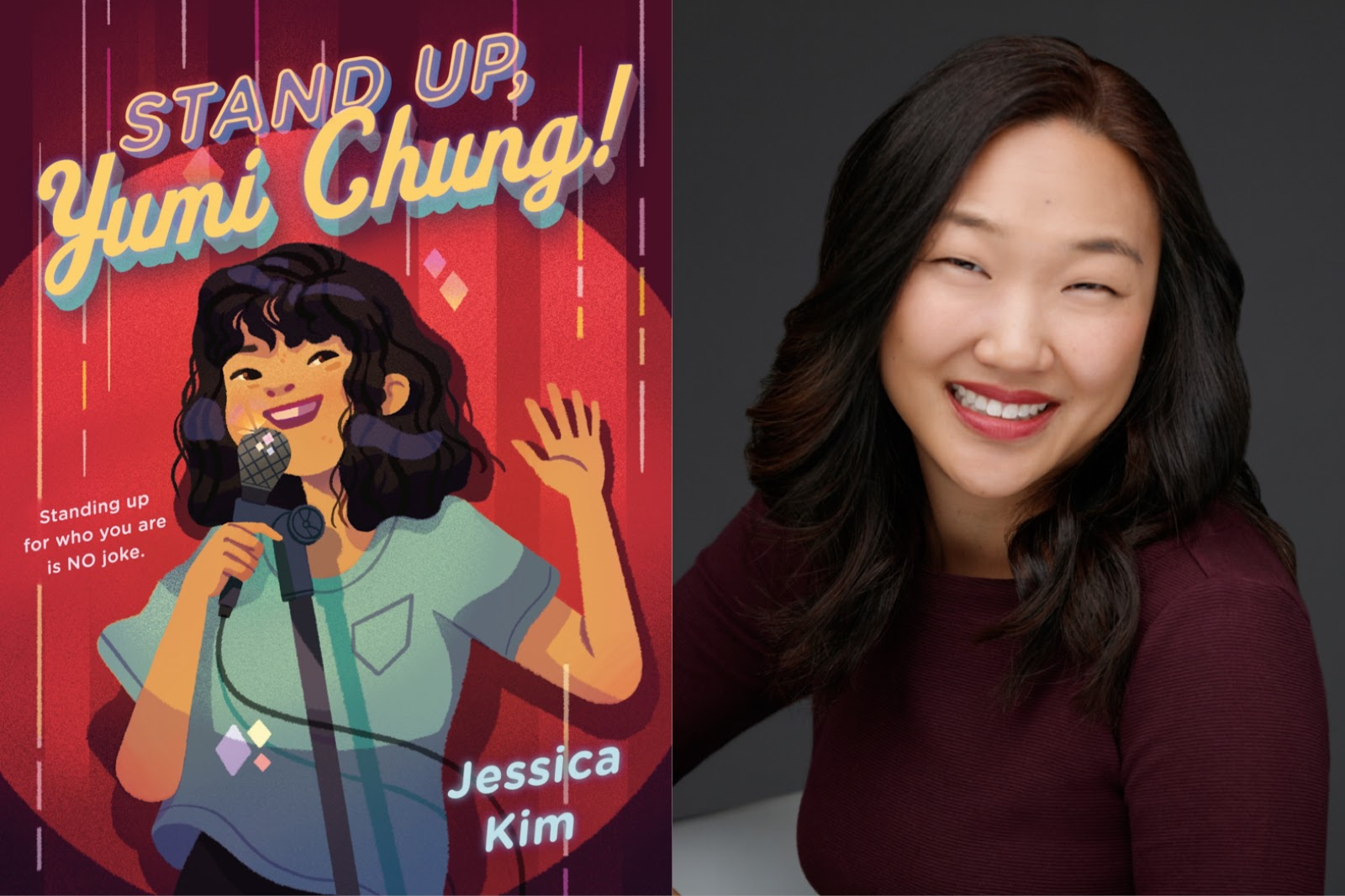 Interview: Jessica Kim, Author of 'Stand Up, Yumi Chung!', Tells Us About Her Journey As An Asian American Woman