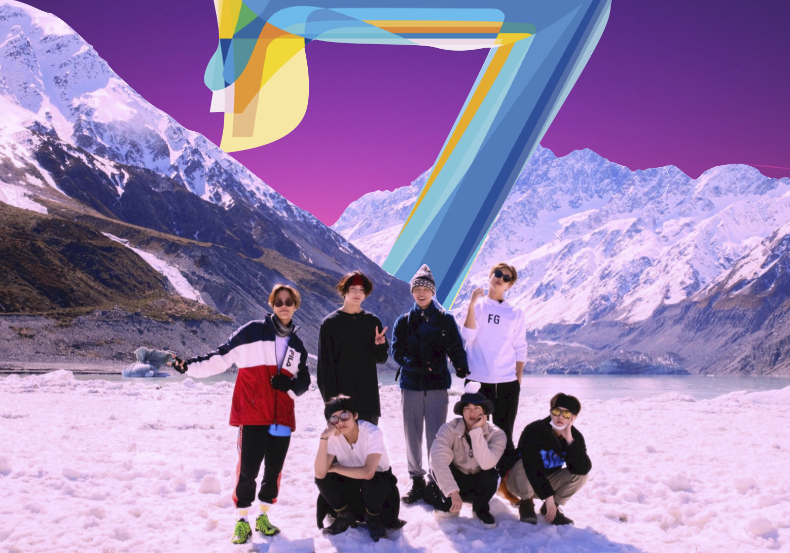 Waiata o te whitu: Tracking BTS' Map Of The Soul: 7 release in NZ
