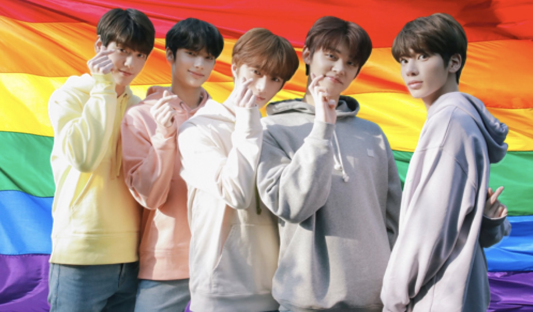 Horn Becoming Crown: How TXT's fandom MOA came together to celebrate LGBTQ+ fans
