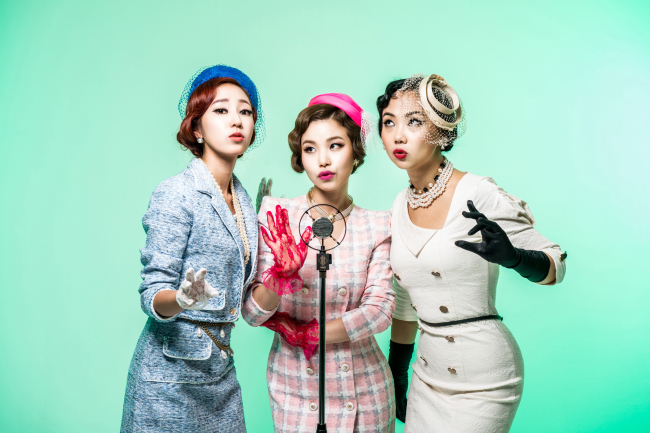Flashback Friday: We Interviewed The Barberettes (South Korea)