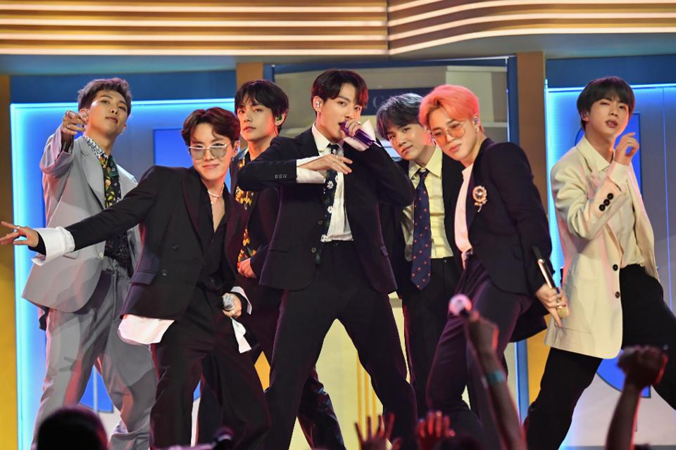 Global Superstars BTS To Release A Brand New Single In August