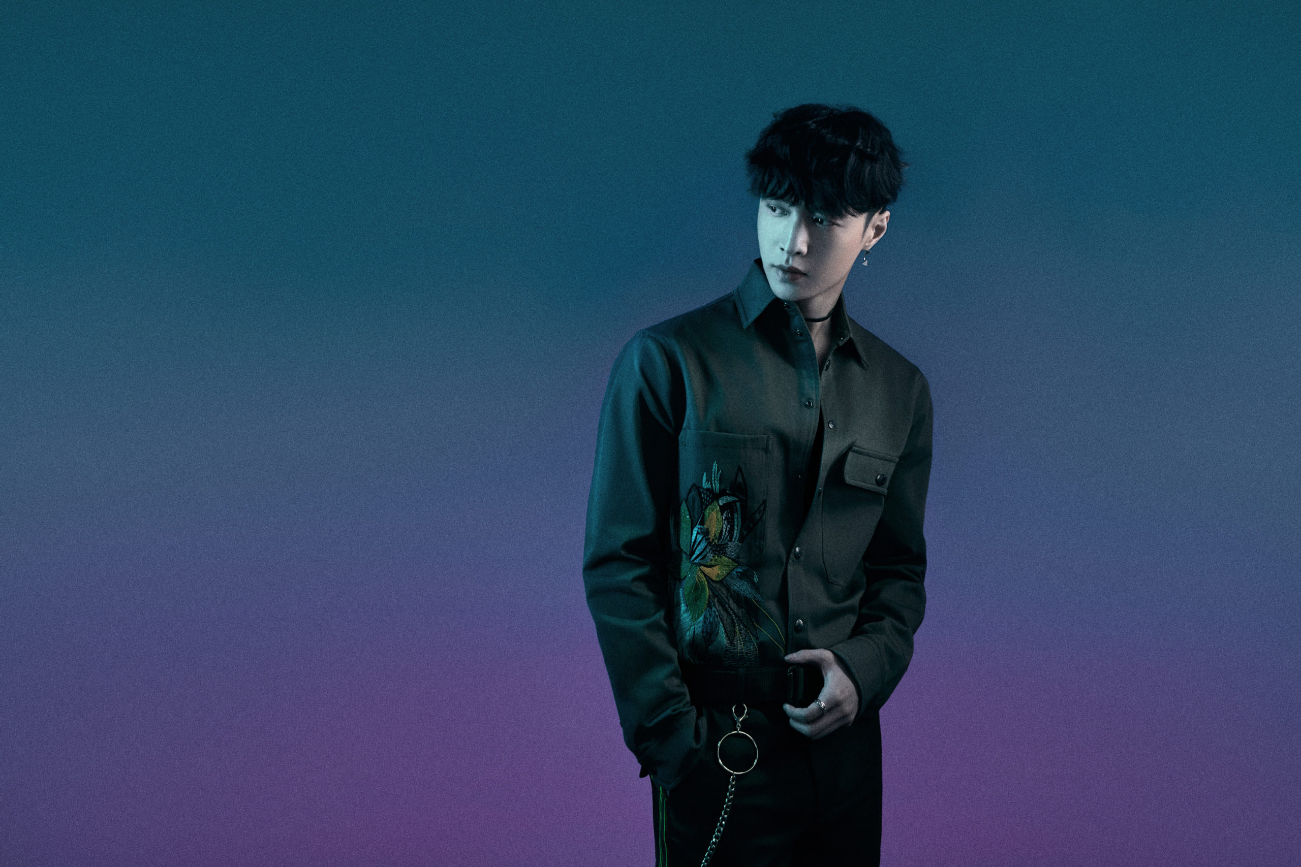 New Music Monday: LAY Releases New Track 'BOOM'