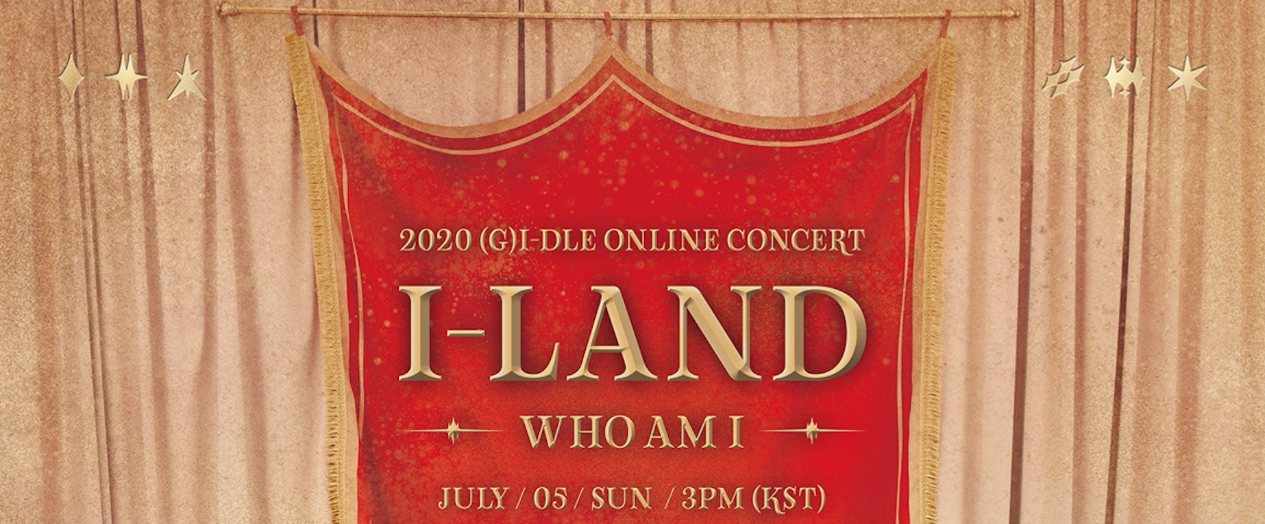 (G)I-DLE To Stream Online Concert 'I-Land' This Weekend