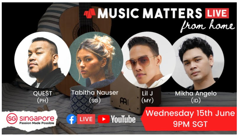 Music Matters Live Wraps Up Season 2 With A Star-Studded Line Up