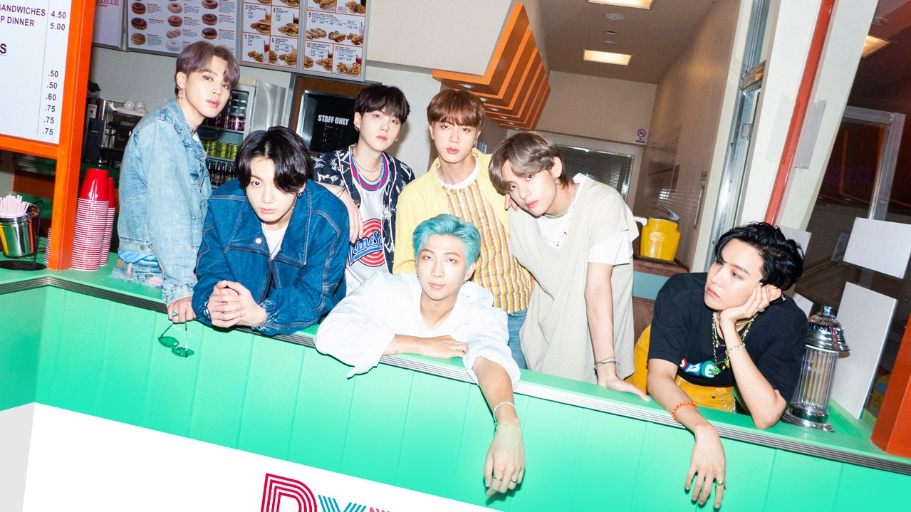 BTS Makes A Bang On Charts Across The Globe With 'Dynamite'