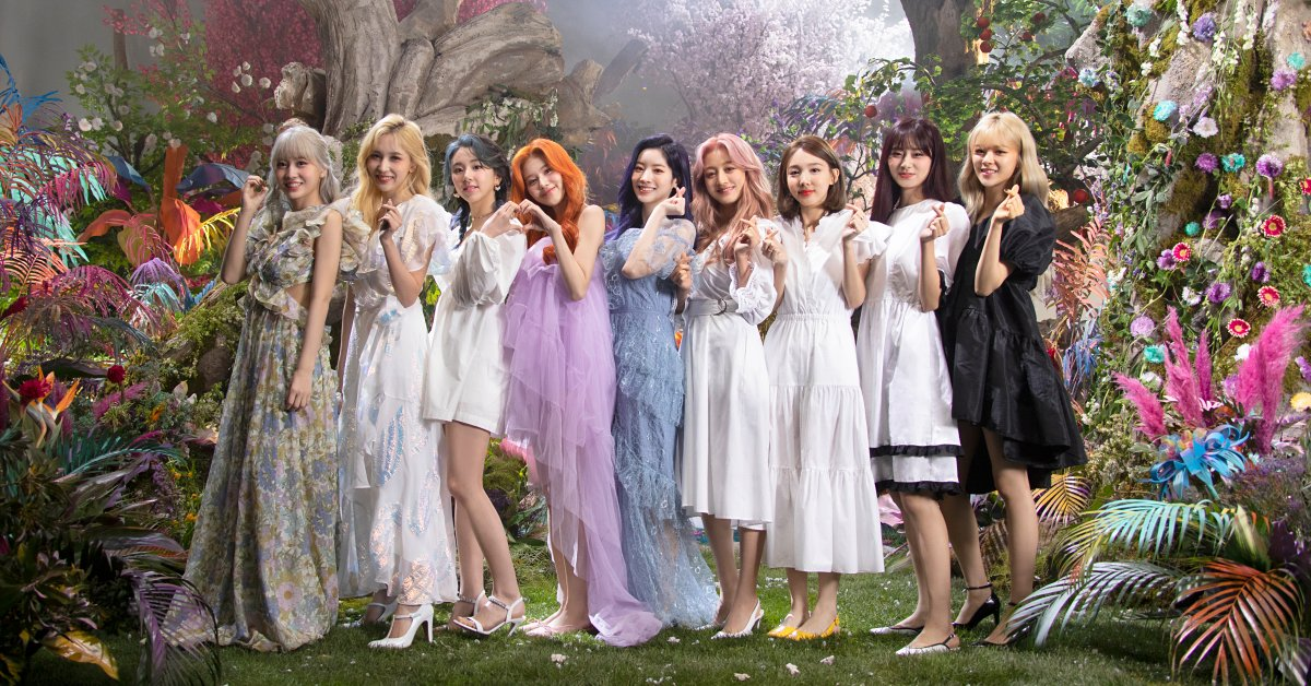 New Music Monday: TWICE Release English Version of 'More & More'