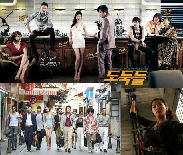 Film of the Week: Choi Dong-Hoon's 2012 action flick The Thieves (South Korea)