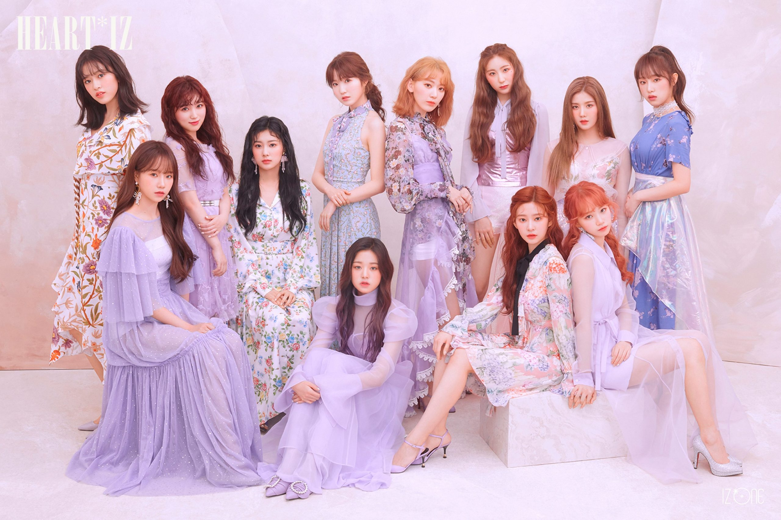 IZ*ONE To Hold Magical Online Concert 'ONERIC THEATER' In September