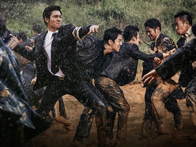 Film of the Week: Gangnam Blues (Korea, 2015) is a completely fascinating film