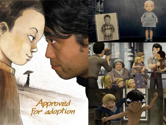 Film of the Week: Approved for Adoption is a beautiful French-Korean film