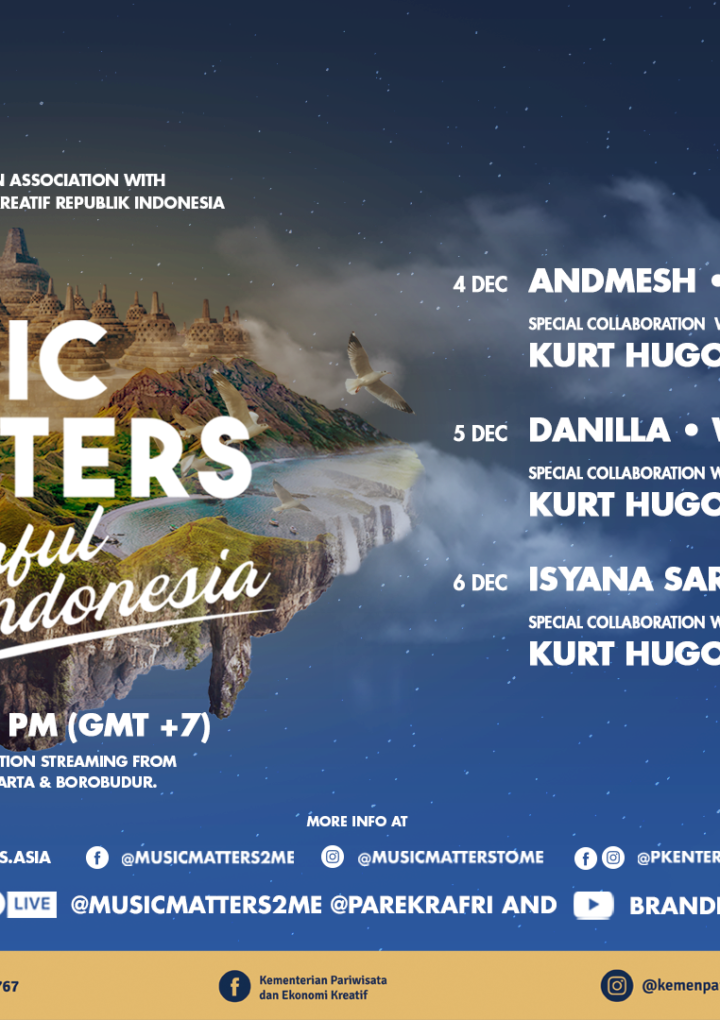 Music Matters Is Coming To Indonesia