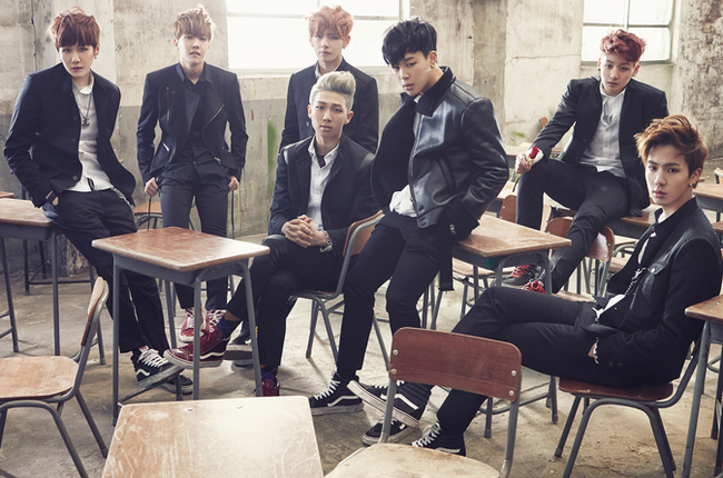 Flashback Friday: We Interviewed BTS For Their First English Interview (2014)