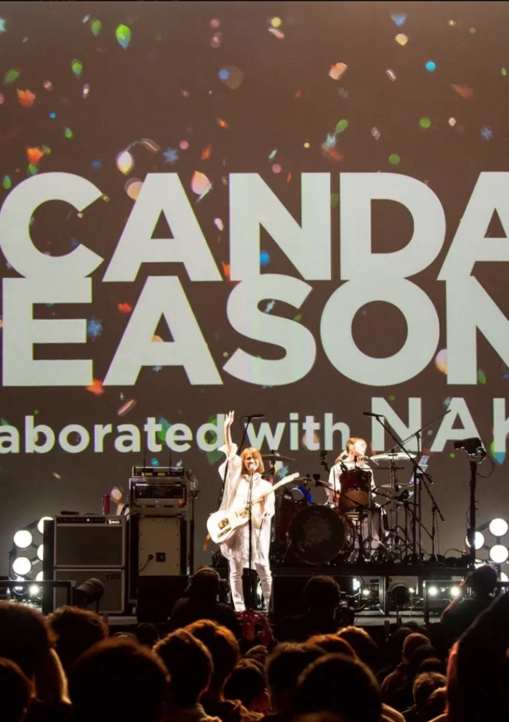 SCANDAL Celebrate the Seasons with Special Live Broadcast
