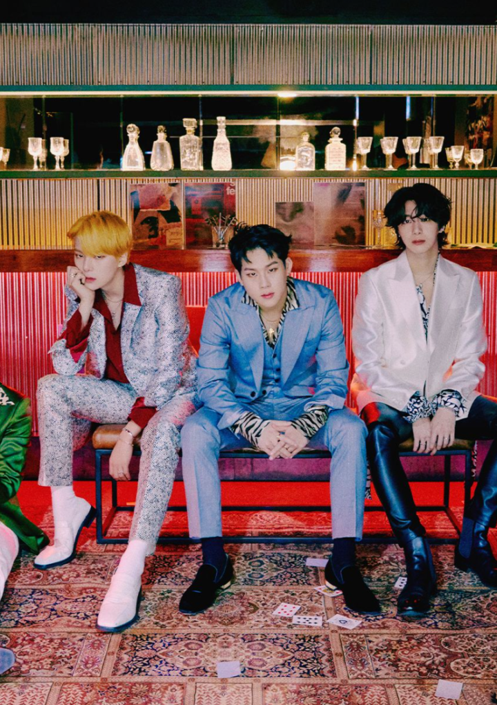 Monsta X Team Up With Snoop Dogg For Upcoming Spongebob Movie Collaborative Track 'HOW WE DO'