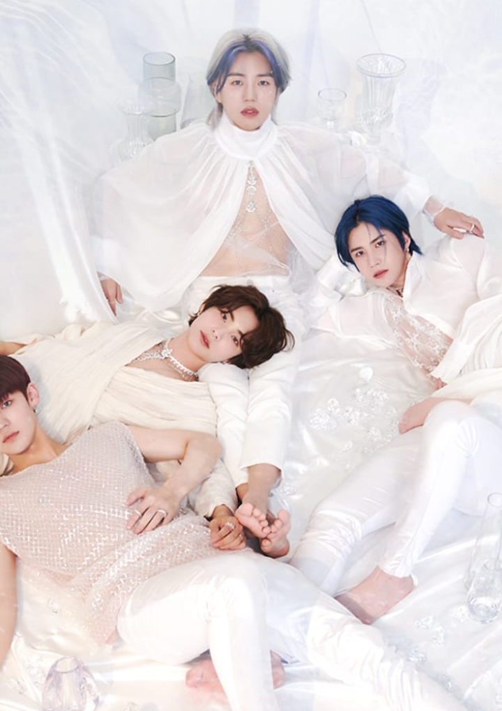 A.C.E  Respond To The SIREN'S CALL Announcing Their Upcoming Online Concert