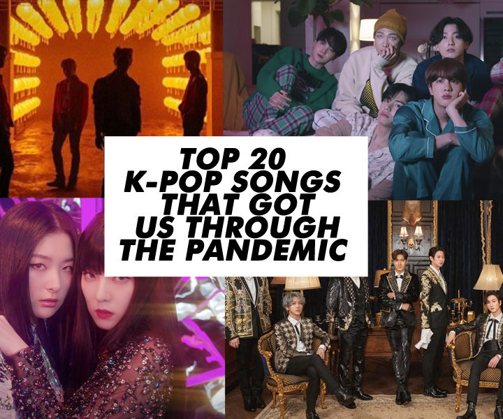 Which K-Pop Release Got You Through The Pandemic? The Results Are In!