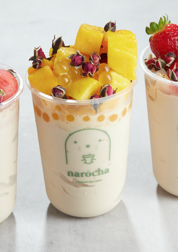 There's Matcha-Talk About Naröcha! Meet Melbourne's Japanese-Inspired Bubble Tea Salon!