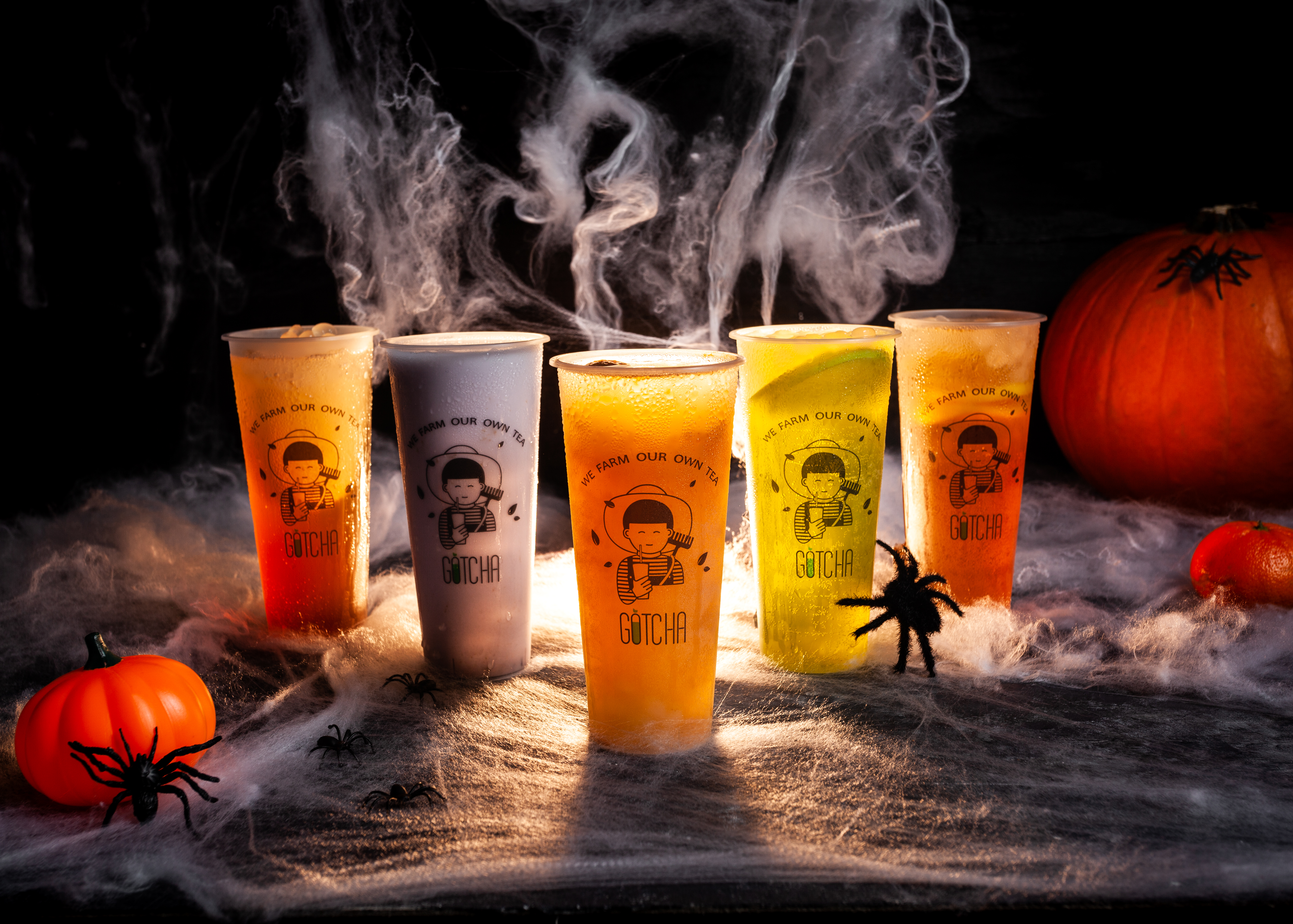 Celebrate This Spooky Season With Gotcha And Their Limited Edition Halloween Collection!